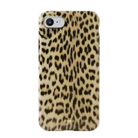 PURO Glam Leopard Cover - Etui iPhone 8 / 7 / 6s / 6 (Leo 1) Limited edition