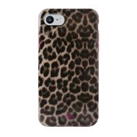 PURO Glam Leopard Cover - Etui iPhone 8 / 7 / 6s / 6 (Leo 2) Limited edition