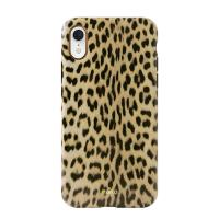 PURO Glam Leopard Cover - Etui iPhone XR (Leo 1)