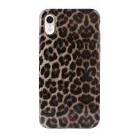 PURO Glam Leopard Cover - Etui iPhone XR (Leo 2)