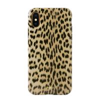PURO Glam Leopard Cover - Etui iPhone Xs Max (Leo 1) Limited edition