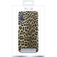 PURO Glam Leopard Cover - Etui Samsung A7 (2018) (Leo 3) Limited edition