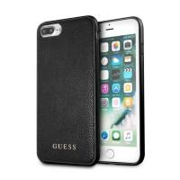 Guess Iridescent - Etui iPhone 8 Plus / 7 Plus (czarny)