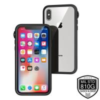 Catalyst Impact Protection Case - Pancerne etui iPhone Xs / X (Stealth Black)
