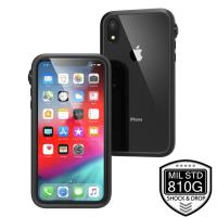 Catalyst Impact Protection Case - Pancerne etui iPhone XR (Stealth Black)