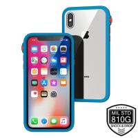 Catalyst Impact Protection Case - Pancerne etui iPhone Xs / X (Blueridge/Sunset)