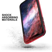 Zizo Fuse Case - Etui iPhone XR (Red/Black)