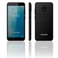 "Blaupunkt Android Smart SM 02 - Smartfon Dual SIM, 16 GB, 4.95"", 8 MP, Android 8.1 (czarny)"