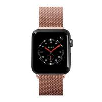 Laut Steel Loop - Pasek ze stali nierdzewnej do Apple Watch 38/40 mm (Rose Gold)