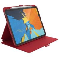"Speck Balance Folio - Etui iPad Pro 11"" w/Magnet & Stand up z ładowaniem Apple Pencil (Heartrate Red)"