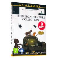 Daedalic Adventure Collection - Gamebook