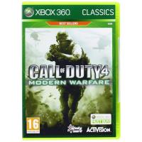 Xbox 360 Classics Call of Duty 4 Modern Warfare