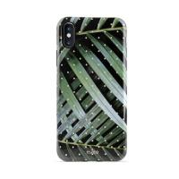 PURO Glam Tropical Leaves - Etui iPhone Xs / X (Brilliant Leaves)