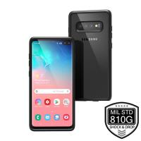 Catalyst Impact Protection Case - Pancerne etui Samsung Galaxy S10+ (Stealth Black)