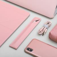 Moshi Apple Pencil case - Magnetyczne etui do rysika Apple Pencil (Sakura Pink)