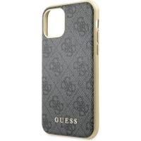 Guess 4G Charms Collection - Etui iPhone 11 (szary)