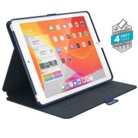 "Speck Balance Folio - Etui iPad 10.2"" (Coastal Blue/Coal Grey)"