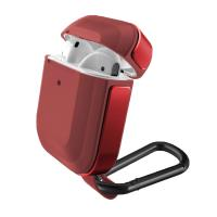 X-Doria Defense Trek - Pancerne etui Apple AirPods 1 & 2 (Red)