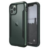 X-Doria Defense Shield - Etui aluminiowe iPhone 11 Pro (Drop test 3m) (Midnight Green)