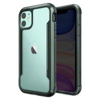X-Doria Defense Shield - Etui aluminiowe iPhone 11 (Drop test 3m) (Midnight Green)