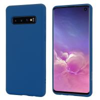 Crong Color Cover - Etui Samsung Galaxy S10 (niebieski)