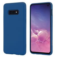 Crong Color Cover - Etui Samsung Galaxy S10e (niebieski)