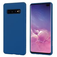 Crong Color Cover - Etui Samsung Galaxy S10+ (niebieski)