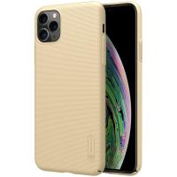 Nillkin Super Frosted Shield - Etui Apple iPhone 11 Pro (Golden)