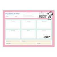 Snoopy - Planner tygodniowy A3