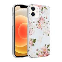 Crong Flower Case - Etui iPhone 12 / iPhone 12 Pro (wzór 02)