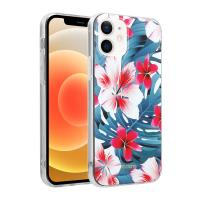 Crong Flower Case - Etui iPhone 12 / iPhone 12 Pro (wzór 03)